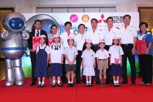 Photo Release_Mitsubishi Cares for Kids